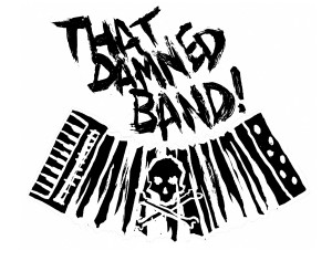 that damned band logo